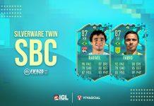Mantan Pemain Kembar Man United Punya Special Card baru di FIFA 20