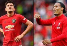 Statistik Duo Bek Termahal Premier League, Siapa yang Lebih Kokoh?