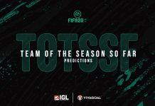 Pemain Bersinar yang Diprediksi Hadir Pada TOTSSF Card FIFA 20