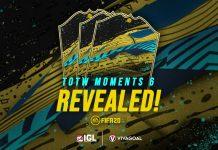 TOTW Moments 6 FIFA 20 Diselimuti Nama-Nama Beken