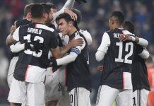 Termasuk Ronaldo, Para Pemain Juventus Akan Kembali ke Turin