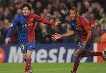 Ternyata Messi Kagum Dengan Sosok Legenda Arsenal Ini