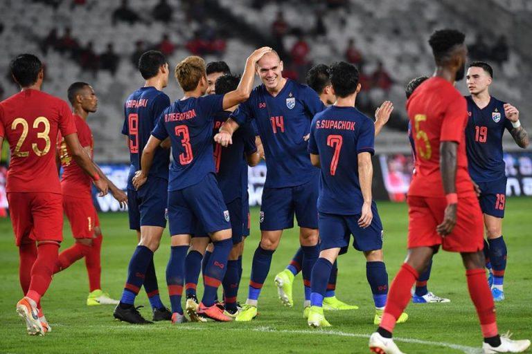 Thailand Klaim Kalahkan Indonesia 2-0 Lewat PES 2020