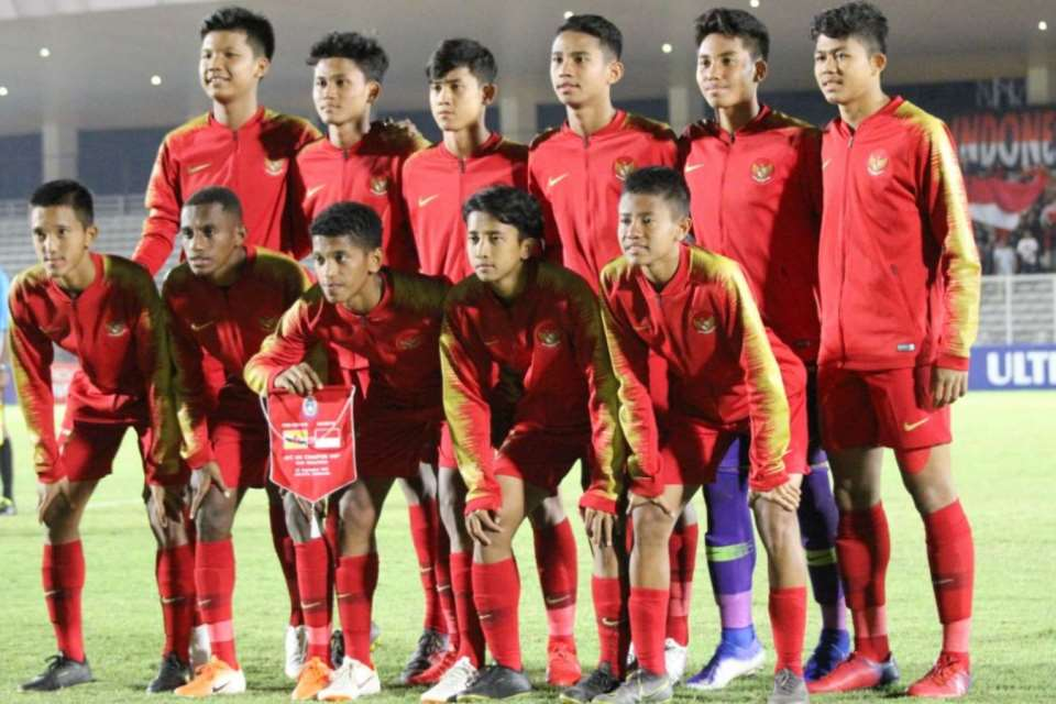 Timnas U-16 Diminta Tak Bersantai di Tengah Pandemi Corona