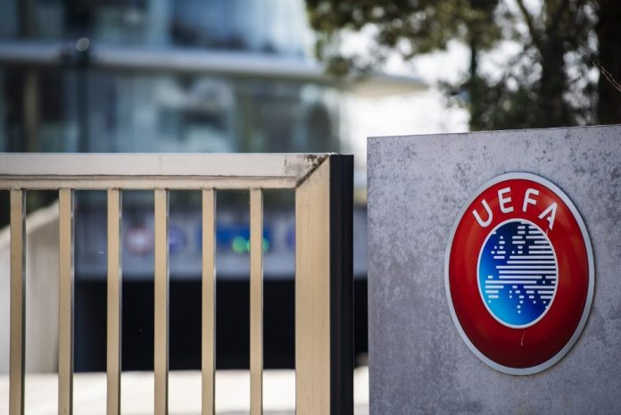 UEFA Bahas Kelanjutan Kompetisi di Eropa Pekan Depan