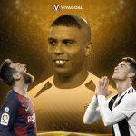 Ini Alasan Messi Dan Ronaldo Tak Bakal Bisa Samai Ronaldo-nya Brasil!