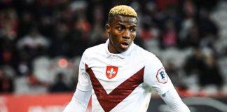 Bintang Lille Diburu Tim-Tim Elit Eropa