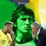 Zico Beri Saran Agar Neymar Bisa Setara dengan Messi dan Ronaldo