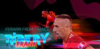 Franck Ribery: Ferrari dari Prancis yang Masih Terus Berlari