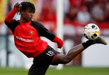 Rennes Pasang Harga Fantastis untuk Bintangnya
