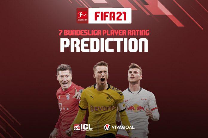 7 Prediksi Rating Pemain Top Bundesliga di FIFA 21
