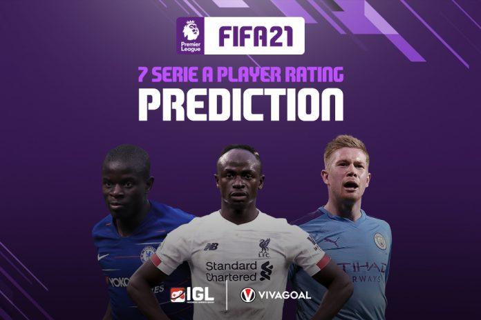 Prediksi 7 Pemain Premier League yang Mendapatkan Pembaruan Rating di FIFA 21