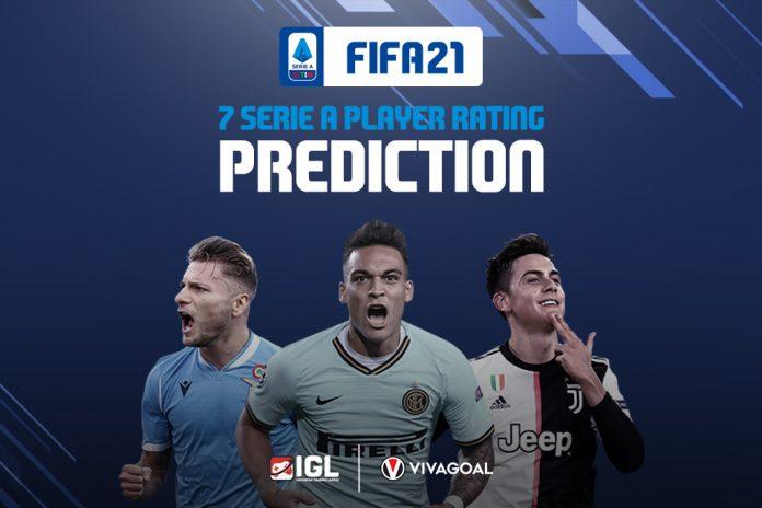 Prediksi Rating 7 Pemain Serie A di FIFA 21