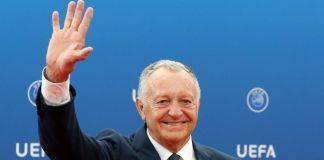 Kompetisi DIhentikan, Presiden Lyon Surati Pemerintah, Bagaimana Isinya?
