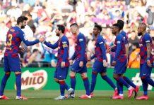 Apapun Alasannya, Barcelona Tak Boleh Jadi Juara