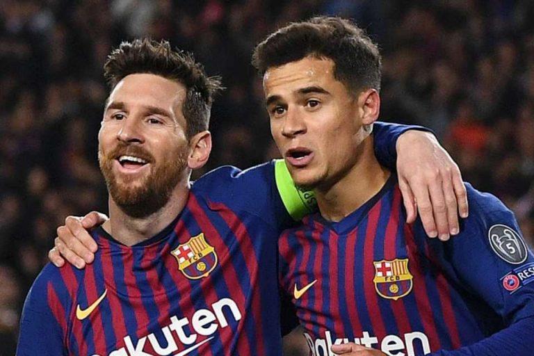 Messi Jadi Aktor Kegagalan Coutinho di Barcelona
