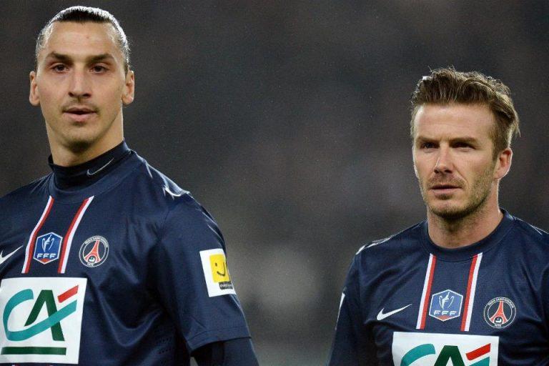 Bos PSG Kenang Kehadiran Beckham dan Ibrahimovic