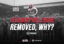 Belgium Pro League Hilang, FIFA 20 Buka Suara