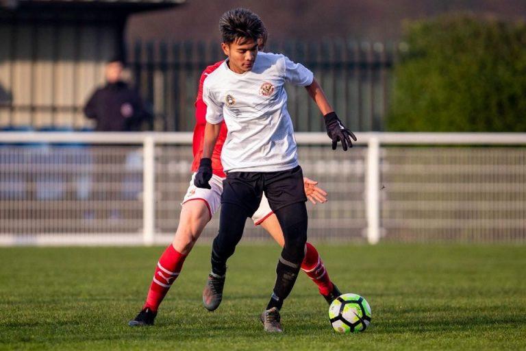 Pemain Timnas U-19 Ini Harus Rela Rayakan Idul Fitri di Inggris