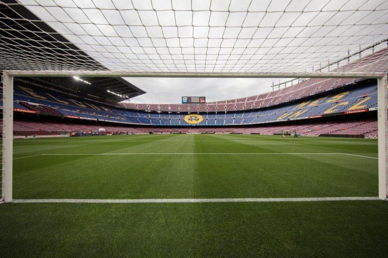Penonton Virtual Siap Ramaikan Laga Kandang Barcelona