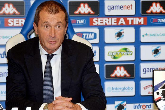 Carlo Osti Sampdoria
