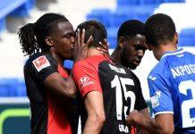 Cium Pipi Rekannya, Bek Hertha Berlin Tuai Kecaman