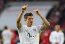 Dalam Lima Musim Beruntun, Lewandowski Selalu Cetak 40 Gol tuk Bayern