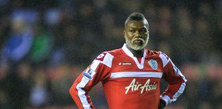 Demi 100 Gol, Djibril Cisse Memelas Pada Semua Klub Ligue 1