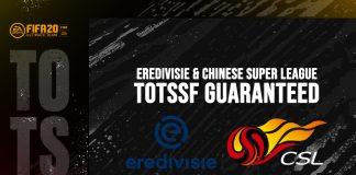 Cara Dapatkan Eredivisie & CSL TOTSSF di FIFA 20