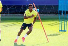 Wonderkid Barcelona Alami Cedera Saat Latihan