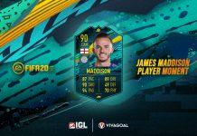Bintang Leicester Dapatkan Special Card di FIFA 20