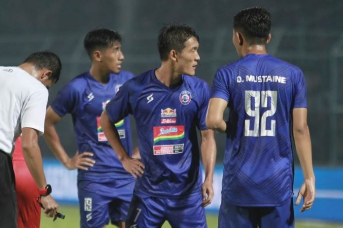 Gaji Bulan Mei Sekaligus THR Buat Para Pemain Arema FC