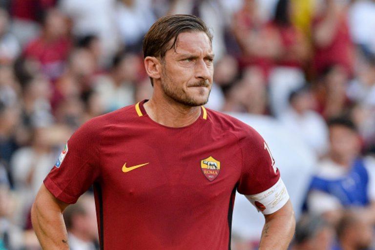 Dua Ujian Terbesar Loyalitas Totti di Roma