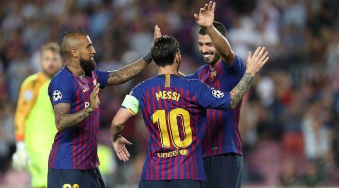 Hadapi 11 Laga Sisa LaLiga Spanyol, Barcelona Semua Laga Final