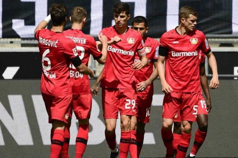 Kai Havertz Antar Leverkusen Raih Poin Penuh