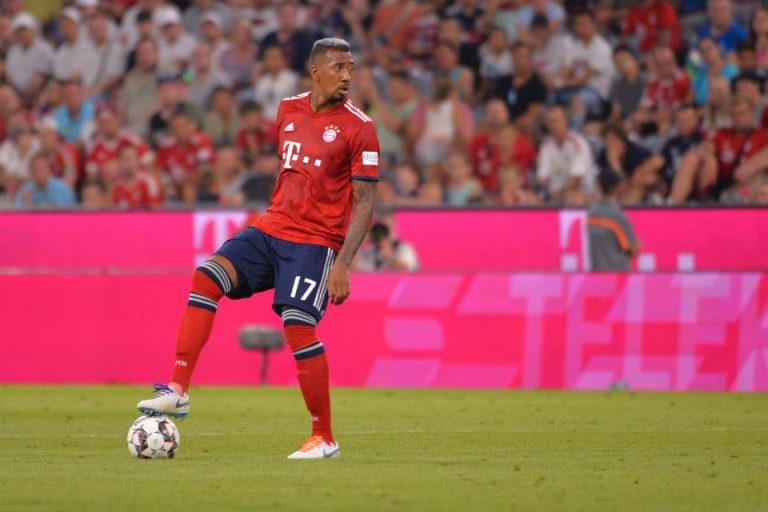 Inilah Alasan Jerome Boateng Ingin Bertahan Di Bayern