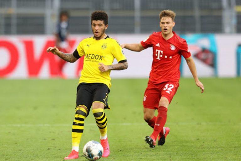 Pelatih Bayern Panaskan Rumor Transfer Jadon Sancho