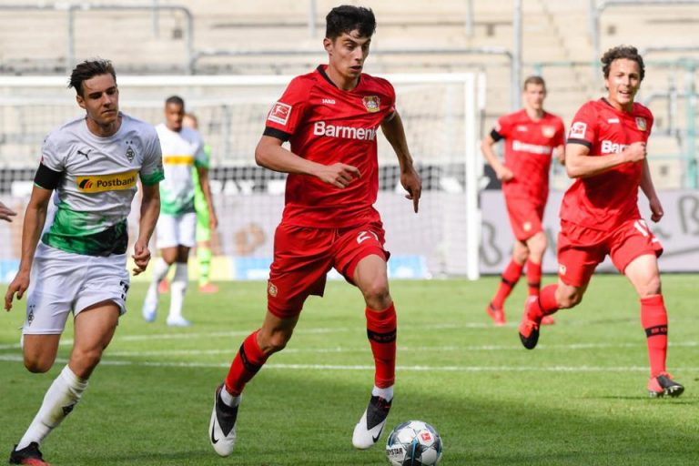 Tunjukan Gelagat Ingin Gabung Chelsea, Leverkusen Jatuhkan Denda Pada Kai Havertz