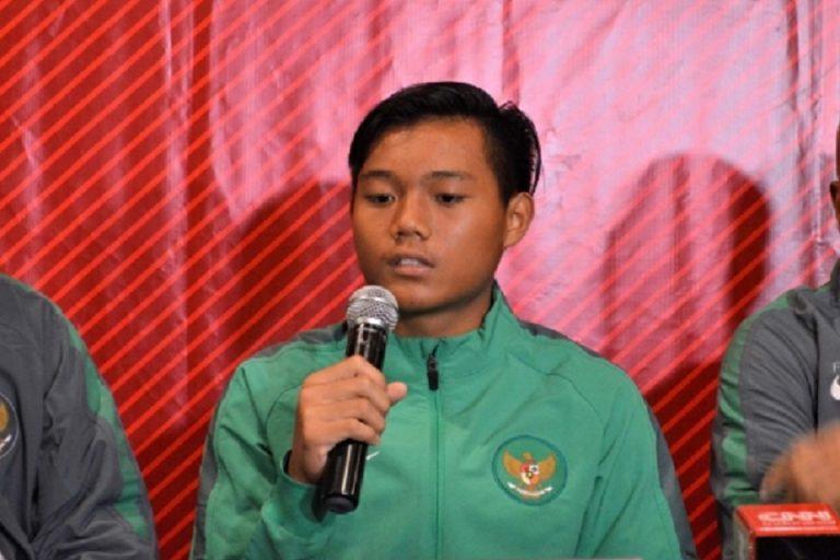 Pemain Muda PSIS Komentari Latihan TC Virtual Bersama Shin Tae-yong