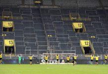 Kemenangan Dortmund Di Derby Lembah Ruhr Hambar Rasanya Tanpa Keriuhan Fans