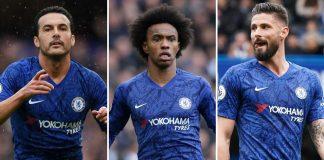 Lampard Ingin Tiga Pemain Ini Bertahan di Chelsea