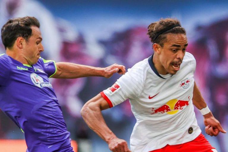 Hasil Bundesliga: Leipzig Harus Berbagi Angka dengan Freiburg