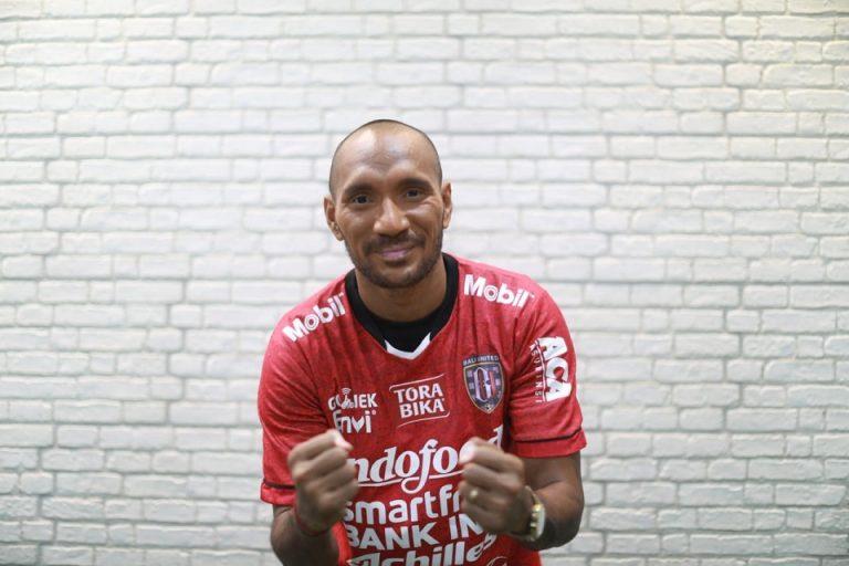 Teco Tanpa Ragu Puji Palang Pintu Bali United Ini