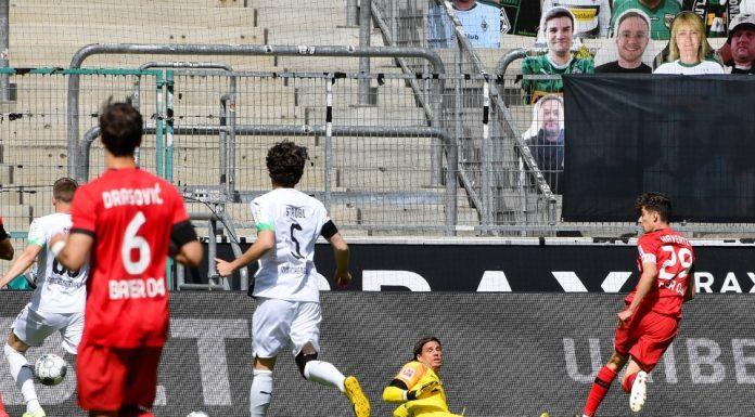 Leverkusen Vs Bayer