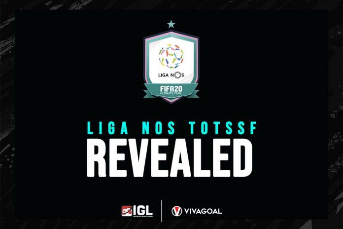 Dominasi Tiga Raksasa Portugal dalam Liga NOS TOTSSF