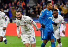 Leg Kedua Juventus v Lyon Temui Titik Terang