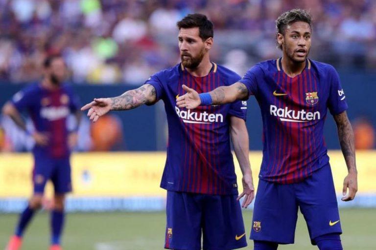 Melatih Neymar Dan Messi Sekaligus Jadi Mimpi Quique Setien Di Barcelona