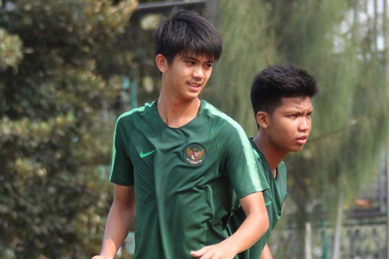 Striker Timnas U-16 'Bunuh' Rasa Bosan Selama Pandemi dengan Lakukan Hal Ini