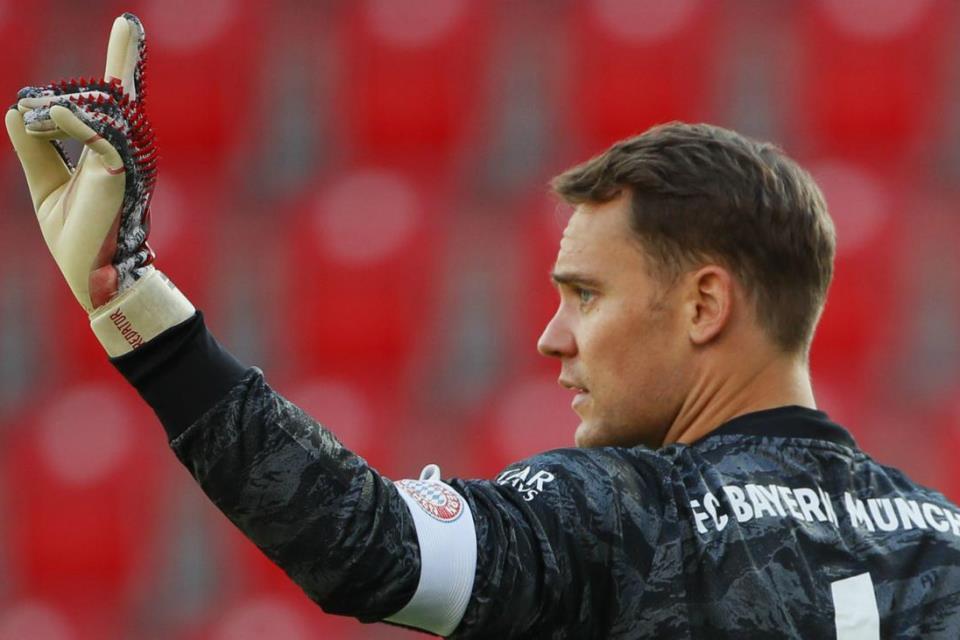 Resmi! Kapten Bayern Teken Kontrak Jangka Panjang