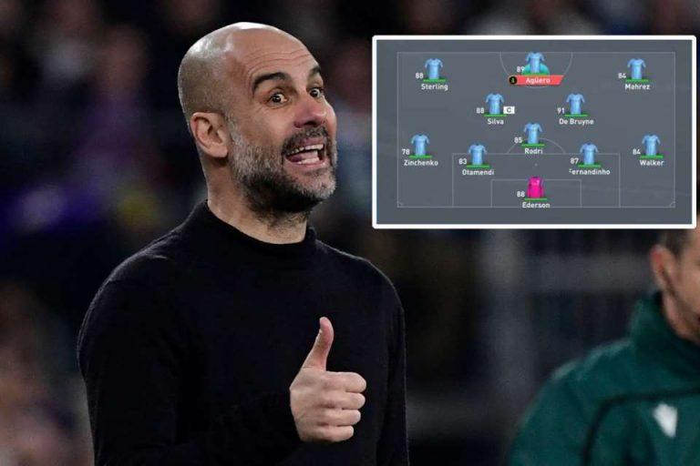 Cara Menerapkan Taktik Seperti Guardiola di FIFA 20 Ultimate Team